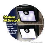 Überhaupt helle Bewegung Acticate angeschaltenes LED Solarlicht (RS2000)