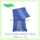 Шарф Knit новой выдвиженческой Striped зимы теплый