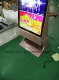 Multi-Zone de 42 pulgadas de pantalla Digital Signage con compensación de zapata