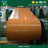 Prepainted высоким качеством сталь покрынная цветом гальванизированная Coil/PPGI