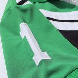 Camicia di polo su ordinazione di marchio del ricamo del cotone di s dell'uomo '