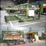 La BV réussissent la machine de compositeur de placage de faisceau de contre-plaqué de machines de travail du bois