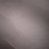 O cristal gosta do couro artificial liso do plutônio para a sapata do saco da bolsa