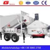 Pianta concreta d'ammucchiamento mescolantesi del cemento del Mobile da vendere (YHZS40)