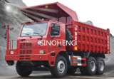熱い販売! Tipper 6X4 10wheels Sinotruk HOWO 370HP鉱山王