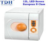12L europäisches N Class LED Dental Autoclave (SEA-12L-N-LED)