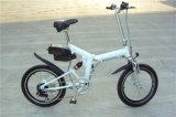 대중적인 20 ' 전기 자전거를 접히는 최신 판매