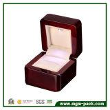 高い光沢のあるLEDの木の宝石箱