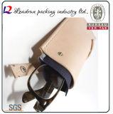 Gafas de sol gafas bolsa de cuero del caso (X09)