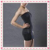 Похудение пойди, определяющих будущее, Magic юбка платья Satin Strapless Bodysuit Corset с отличным материалом