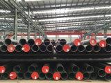 ASTM A106/A53 Kohlenstoffstahl-nahtloses Rohr des Grad-B 3inch Sch40/80