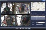 Автомобиль DVR/H. 264 Coche DVR карточки SD (HT-6704)