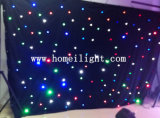 Gordijn van de Doek van de LEIDENE RGBW Ster van de Hemel het Fonkelende voor het Overleg van de Muziek, leiden van DJ van de Decoratie van de Partij