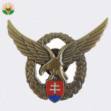 Insigne militaire de souvenirs personnalisés à bon marché Épinglettes