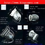 Handtaschen-Verschluss-Beutel-Verschluss-Drehung-Verschluss-Presse-Verschluss-Kasten-Verschluss-Gepäck-Verschluss-Kombinationsschloss-Beutel-Schliessen-Vorhängeschloss-Legierungs-Verschluss-Metallverschluss-Schuh-Schliessen