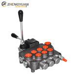 3p80 de válvula hidráulica con Joystick 80l/min Válvula de control direccional del Servicio de OEM