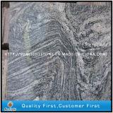De natuurlijke Grijze Tegels van de Bevloering van de Keuken van het Graniet van de Golf van het Zand van de Steen