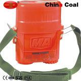 Zyx120 Self-Rescuer oxígeno comprimido para minería