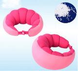 Cuscino a forma di U del collo della gomma piuma di memoria di vendita calda