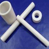 Tubo di ceramica del pezzo fuso dell'allumina del tubo