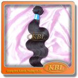 100%のブラジルの人間のねじれた毛の織り方は普及した決め付ける