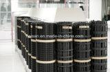 30kn/30kn fibra de vidrio biaxial Geogrid Ued en base del camino