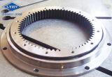 フランジのタイプ内部ギヤ回転ベアリングVlu200414