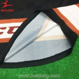 Healong Hot Sale Sportswear SUBLIMATION Maillot de hockey et Hockey chaussettes