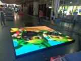 LED 무한한 3D 댄스 플로워 스크린