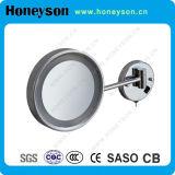 Stanza da bagno Wall Mounted Magnifying Mirror con il LED Light