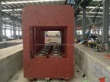 Placa de Compressão de borracha PLC vulcanização hidráulico pressione Máquina Vulcanizer Cura