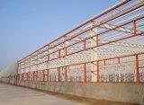 Het lichte Pakhuis van het Frame van de Structuur van het Staal (kxd-668)
