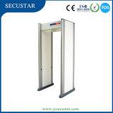 Una buena seguridad detectores de metales de la fábrica