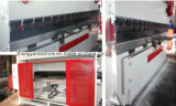 Machine se pliante Pbh-100ton/2500mm de commande numérique par ordinateur de presse hydraulique
