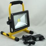 Naswietlacz / Halogeen LED 10W Z Czujnikiem ruchu IR Bialy Ciepły