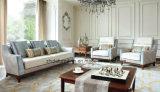 居間の家具のソファーセット
