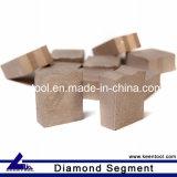 Het Segment van de diamant voor Scherpe Machine