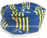 Bandana multifonctionnel de tube de fait de polyester fait sur commande de produit d'usine de la Chine