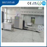 Equipaje de escáner de rayos X de suministro en estaciones de tren