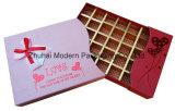 Роскошный шоколад и конфеты с фантазии и бумаги с логотипом штамповка, от пирога упаковки