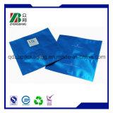 Empacotamento cosmético plástico selado 3 lados
