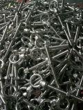 Hardware de aparafusamento de parafusos de aço inoxidável
