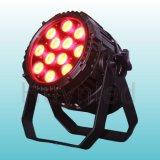 卸し業者屋外の使用された防水小型LEDの標準ライト12*10W LED結婚式ライト