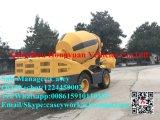 Machine concrète mobile diesel de camion de mélangeur de colle du Portable 350L de modèle de mini de construction vente chaude neuve de matériel