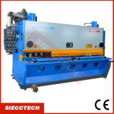 Máquina de estaca hidráulica da placa de metal