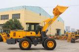 3t de Lader van het Wiel van de Machine van de bouw met ProefControle en AC