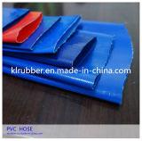 企業およびAgrirultureのための高力排出PVC Layflatホース