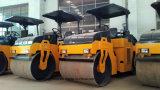 Rouleaux de route vibratoires hydrauliques d'entraînement mécanique 6000kg Yzc6