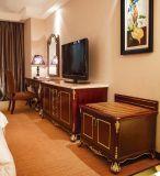 Modernes Hotel-Möbel-Schlafzimmer-Wohnungs-Holz kundenspezifische Projekt-Möbel (NL-TF160)