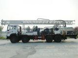 최상 60-600 미터 깊이의 트럭에 의하여 거치되는 우물 코어 드릴링 리그 트럭